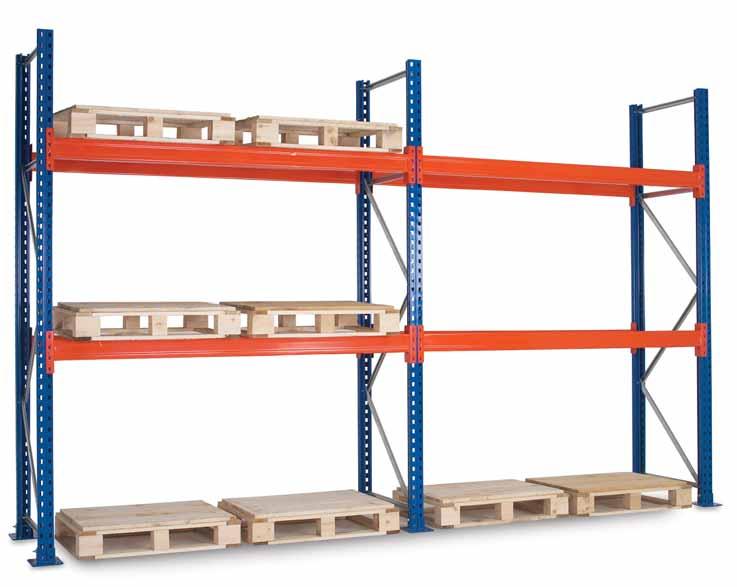 Pallet Rack Nelson Equipment